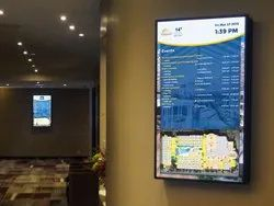 65'' Wall Mounted Digital Signage