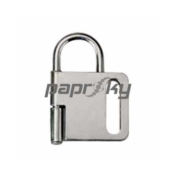 Lockout Heavy Duty Hasps Stainless Steel: PS-LOTO-HASP-SS25
