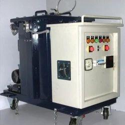 Electrostatic Hydraulic Oil Cleaner