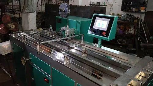 Automatic Programmable Notepad Slip Pad Wire Stitching Machine