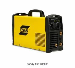 ESAB Buddy TIG 200 HF  Welding Machine