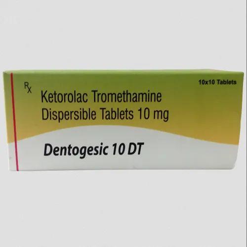 Dentogesic 10 DT Tablet
