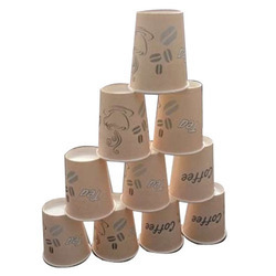 Brown Tea Paper Cups
