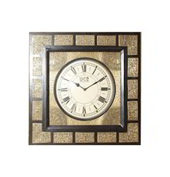Decorative Square Wall Clock