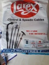 Control and Speedo Cables