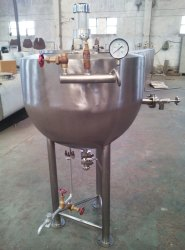 Ghee Boiler Machine