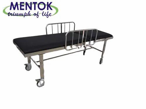 Manual SS Hospital Bed