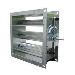 Stainless Steel Duct Damper