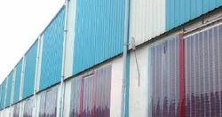 Unloading Dock Curtains