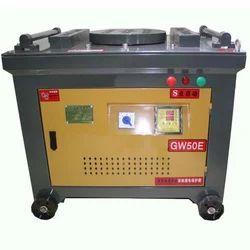 GW50E Automatic Bar Bending Machine