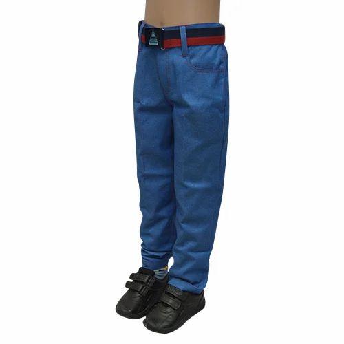 Semi Denim Elastic Pant