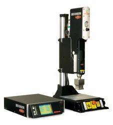 Branson 2000X Ultrasonic Plastic Welding Joining Machine, Automation Grade: Automatic