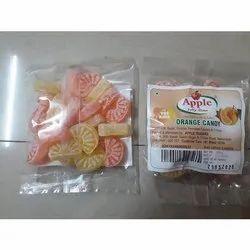 Apple Orange Sweet Candy, Packaging Size: 100 Grm