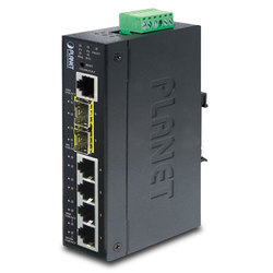 Managed Gigabit Fiber Switch