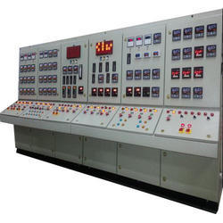 HITING ZONE Control Panel
