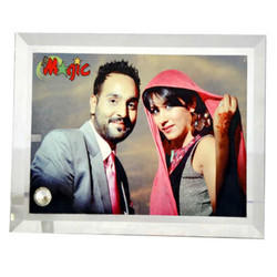 BL02 Sublimation Glass Frame