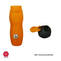 Sports Sipper Bottle-WBT-18- Soccer-600ml
