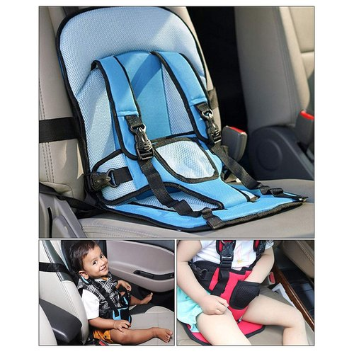 Babies Toddlers S Adjustable Baby Car Cushion Seat