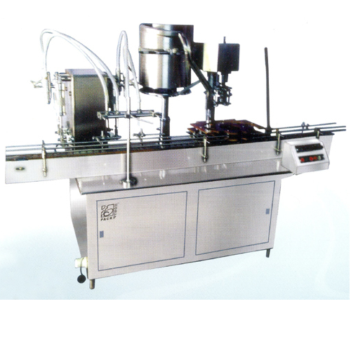 Three Phase Automatic Bottle Filling Machine,Power Consumption: 3-4 HP