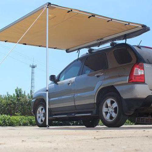 Car Roof Top Tent Size 250X200 Cm & Car Roof Top Tent Size: 250X200 Cm Rs 9700 /piece Road Camp | ID ...