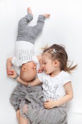 Organi Cotton Girl & Boy Sister Brother Set