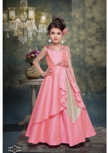 Kids Party Gowns & Party Wear Kids Dress Manufacturer from Mumbai