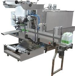 Shrink Wrap Machines for Bottle collation