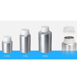 4 Aluminum Mouth Container