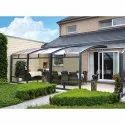 Corso Solid Patio Enclosure