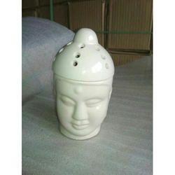 Ceramic White Aroma Buddha Oil Diffuser