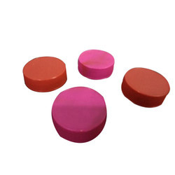 38 Mm Plain Plastic Cap