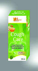 Herbal Balls Cough Care, Packaging Type: Bottels