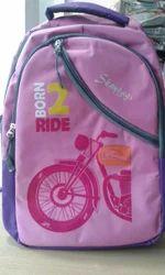 Polyester Backpack Kids Designer School Bag