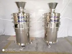 R & D Vibro Sifter 12 Single/Double Deck