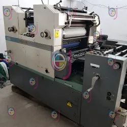 Hamada Two Color Non Woven Offset Machine