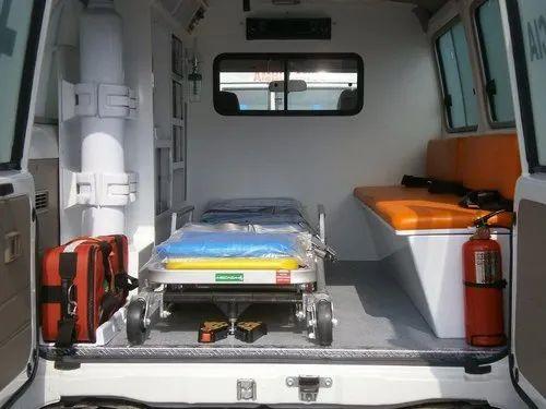 Second Hand Diesel Ambulance