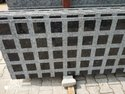 SGM CNC Chex Pattern Granite Slab