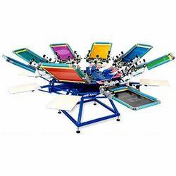 Kraft Paper Multicolor Screen Printing Service