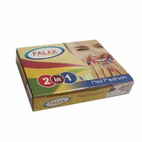 Nail Fashion Duplex Corrugated Box