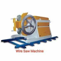 60 Hp Wire Saw Machine