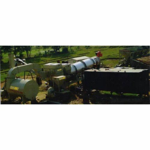 Asphalt Drum Mix Plant