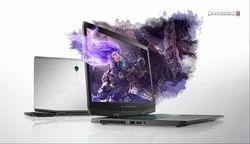 Silver Dell New Alienware m17 Laptop