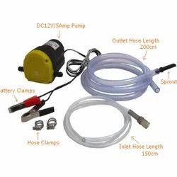 DC Waste Oil Pump Kit
