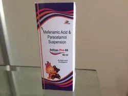 Sufinac Plus DS Mefenamic Acid & Paracetamol Suspension