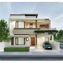 Residential Exterior Designing Service