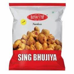 Nature's Top Sing Bhujiya Namkeen, Packaging Size: 20 Gm