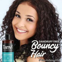Tanvi Anti Dandruff Hair Wash Lotion, Type Of Packaging: Bottle, Packaging Size: 100 Nl