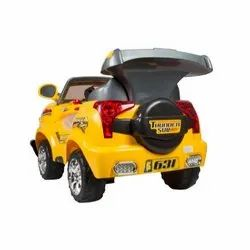 Kids 6V Battery Operated Toyhouse Thunder Jeep