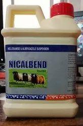 Nicalbend Suspension, Packaging Type: Bottles