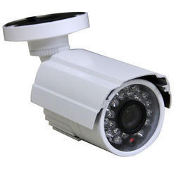 Plastic And PVC And Metal CCTV Bullet Camera
